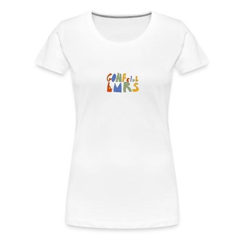 GONFclub Lemurs OG - Women's Premium T-Shirt