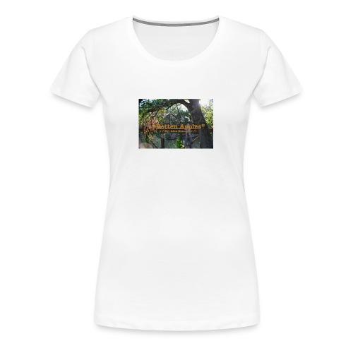 Rotten Apples design - Women's Premium T-Shirt