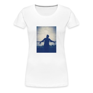Men's Tshirt with ManuImage - Women's Premium T-Shirt