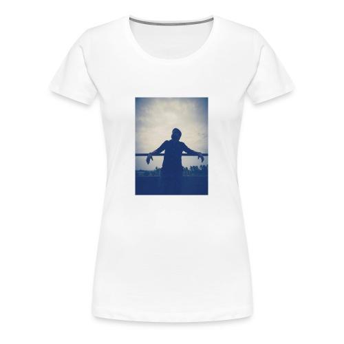Men's Tshirt with ManuImage - Women's Premium T-Shirt