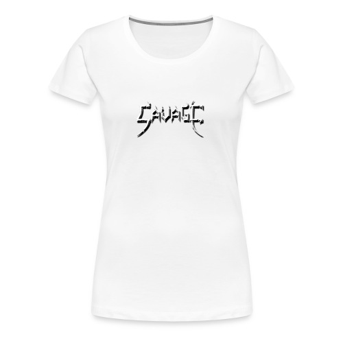 Sharp Savage - Women's Premium T-Shirt