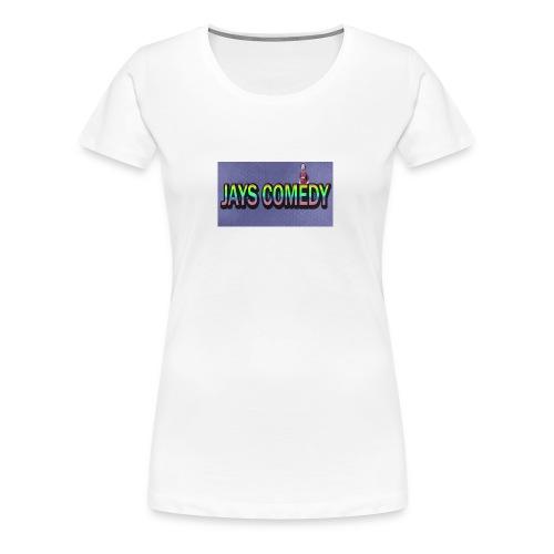 jayscomedy - Women's Premium T-Shirt