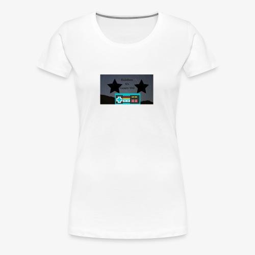 Rainbow six gamer 405 - Women's Premium T-Shirt