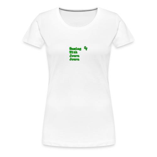 Cv - Women's Premium T-Shirt