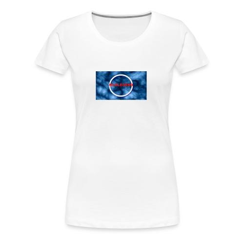 MLG LOGO - Women's Premium T-Shirt