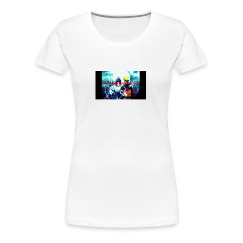 Saul does random stuff - Women's Premium T-Shirt
