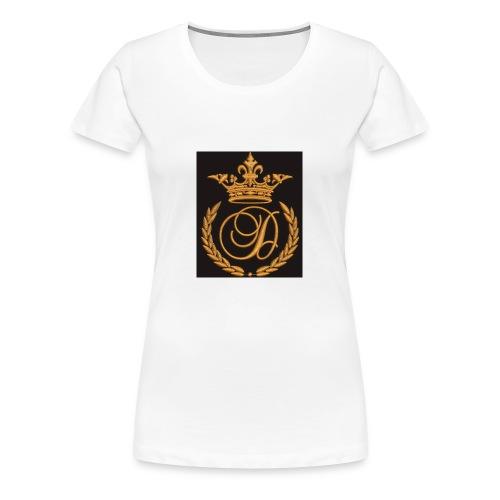 Queen D - Women's Premium T-Shirt