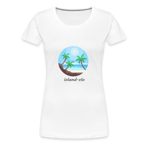 Island clothing - Women's Premium T-Shirt