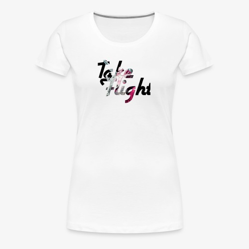 TakeFlight - Women's Premium T-Shirt