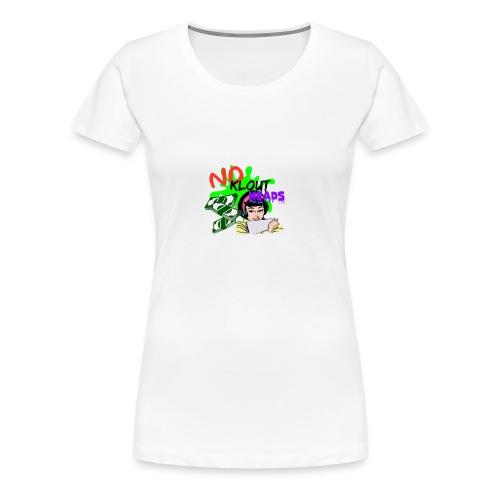 Noklouthead T-shirt - Women's Premium T-Shirt