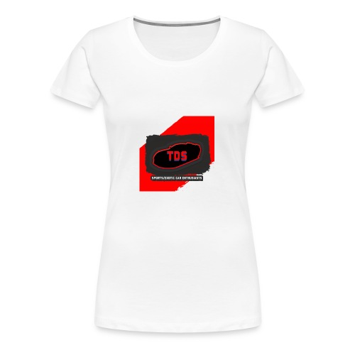 TDS_Shirt - Women's Premium T-Shirt