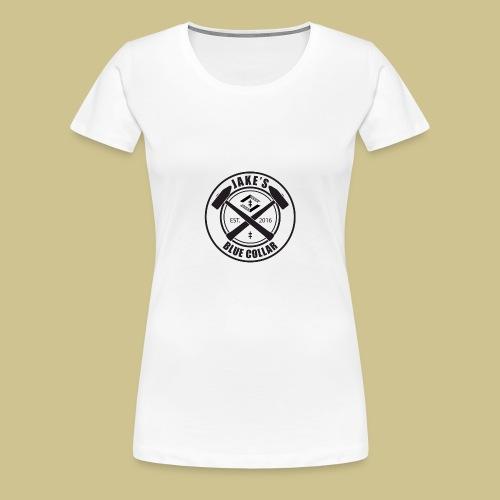 JakesBlueCollar - Women's Premium T-Shirt