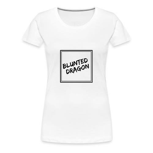 Square painted logo - Women's Premium T-Shirt