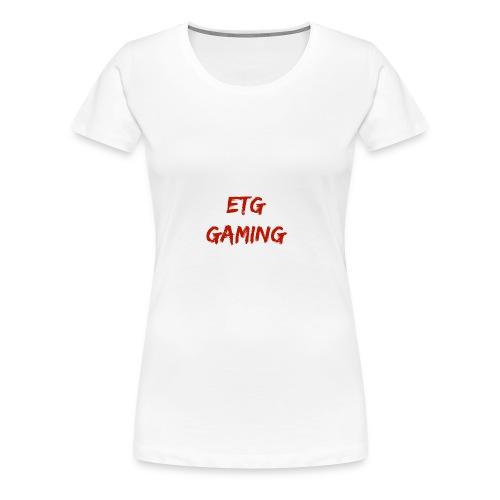 POWER CORE - Women's Premium T-Shirt