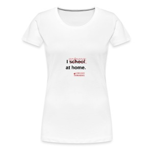 Canadian Homeschool Conference Mug - Women's Premium T-Shirt