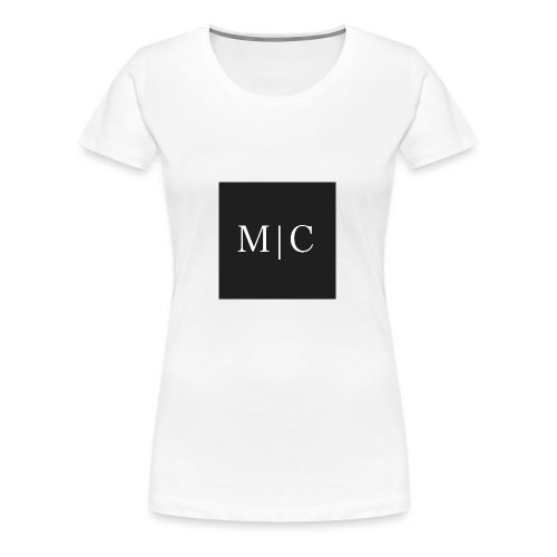 MAN CANVAS - Women's Premium T-Shirt
