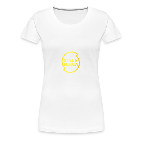 Limited Edition Styln Media! - Women's Premium T-Shirt
