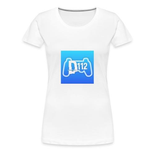 D112gaming logo - Women's Premium T-Shirt