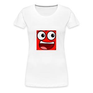 Cherry Gaming Logo - Women's Premium T-Shirt