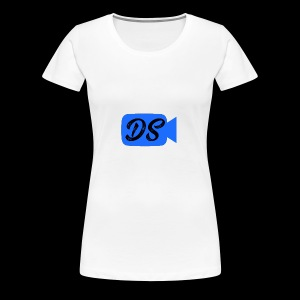 Devin Street - Women's Premium T-Shirt