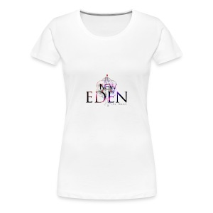 New Eden The Light Kingdom Emblem - Women's Premium T-Shirt