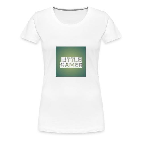 Little gamer - Women's Premium T-Shirt