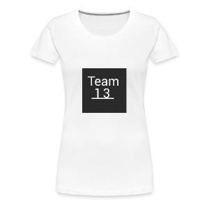 team 13 merch - Women's Premium T-Shirt