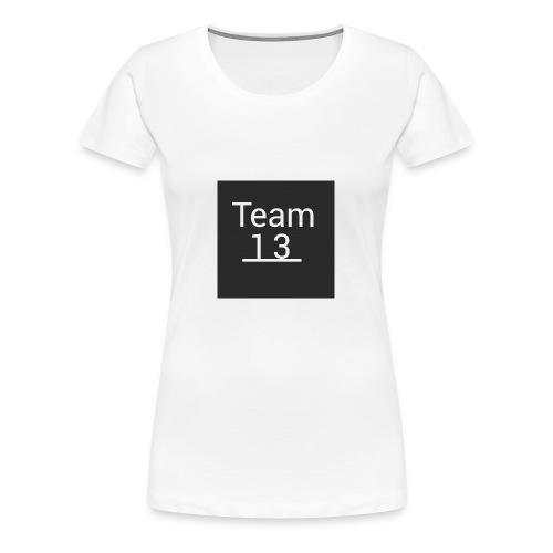 team 13 merch - Women's Premium T-Shirt