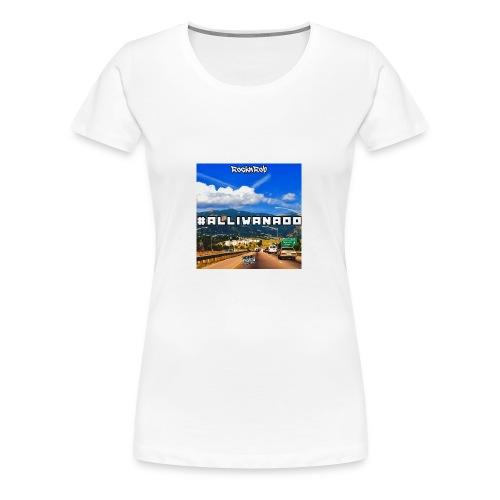 2FA55FD3 FF8F 449E 9831 41EFCB024183 - Women's Premium T-Shirt