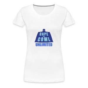 Cape and Cowl Unlimited - Women's Premium T-Shirt