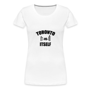 6 Versus 6 - Women's Premium T-Shirt