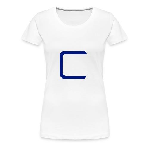Cyberonic Blue Edition - Women's Premium T-Shirt