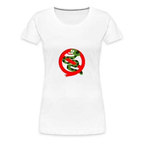 Official Unofficial Hoggorm Busters Logo - Women's Premium T-Shirt