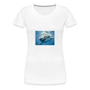 great-white-shark - Women's Premium T-Shirt