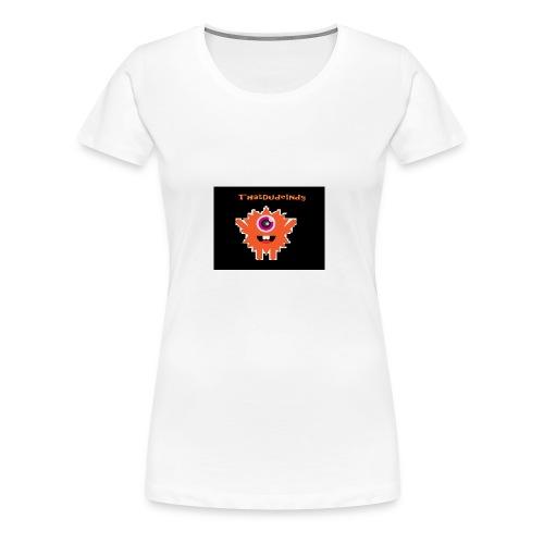 ThatDudeIndy Logo - Women's Premium T-Shirt