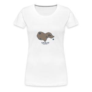 Oak Island - Women's Premium T-Shirt