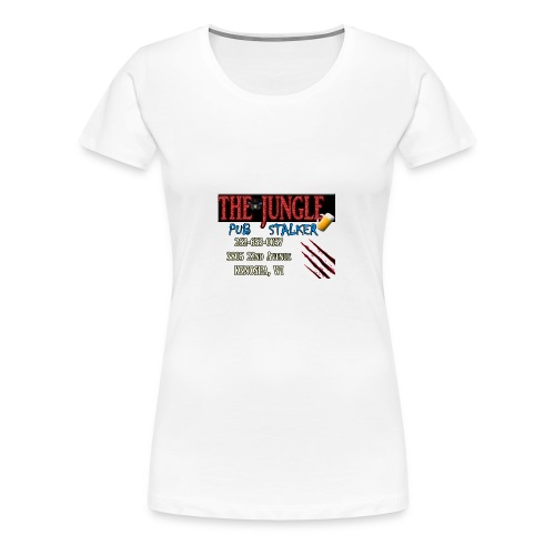 Bindelli's Jungle Pub Stalker - Women's Premium T-Shirt