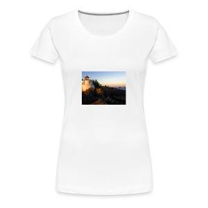 Lighthouse - Women's Premium T-Shirt