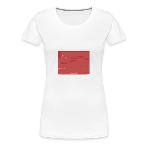 QWER MERCH - Women's Premium T-Shirt