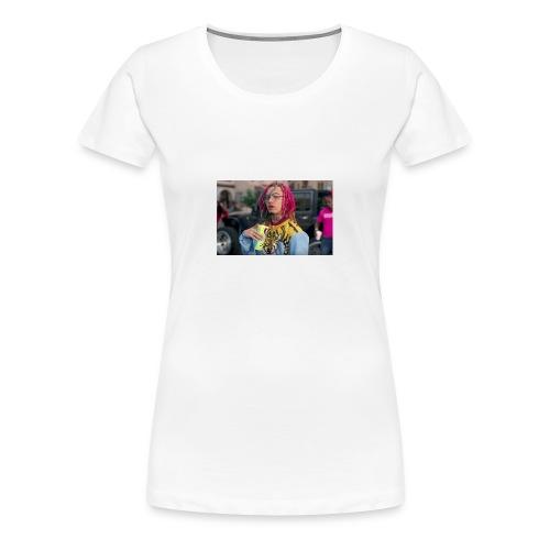 Lil Pump Gucci Gang - Women's Premium T-Shirt