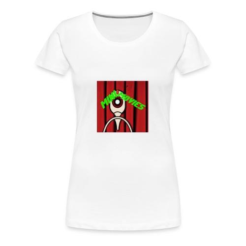 youtube mini movies - Women's Premium T-Shirt