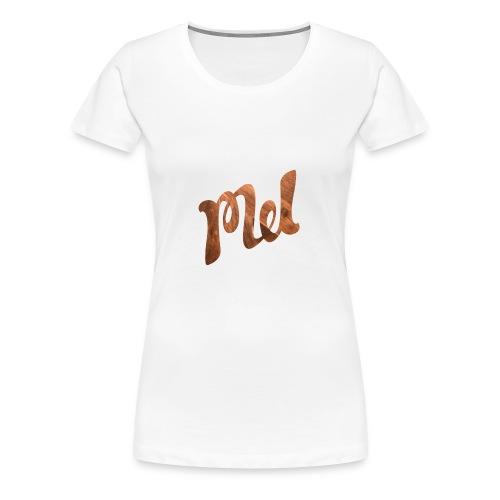 mel - Women's Premium T-Shirt