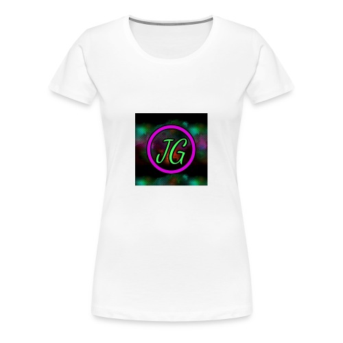 Joker Gaming Logo - Women's Premium T-Shirt