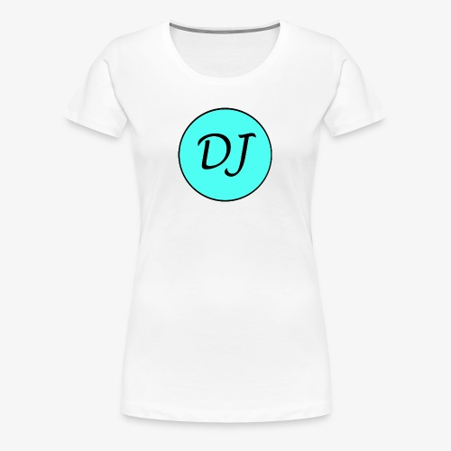 Dani James Brand Logo - Women's Premium T-Shirt