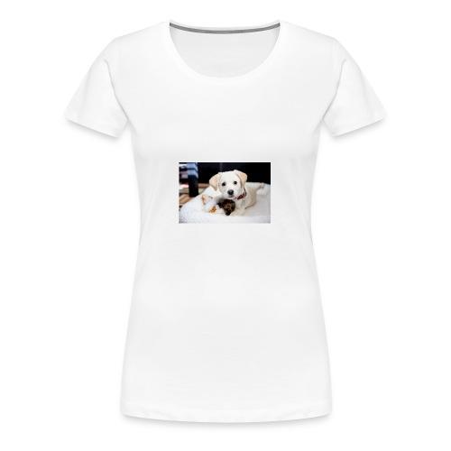 F28E74F4 FA21 476C A4A6 E034923B0079 - Women's Premium T-Shirt