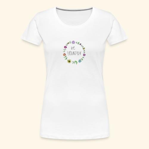 Hippy Style - Women's Premium T-Shirt