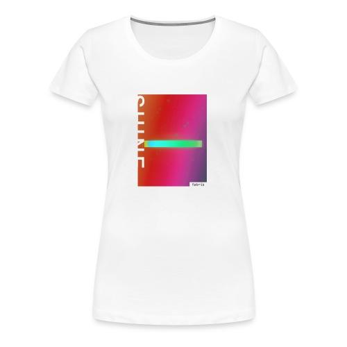 SHINE85 - Women's Premium T-Shirt