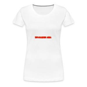 cooltext158870049233790 - Women's Premium T-Shirt