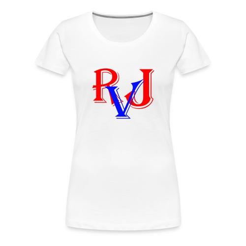 RJ Everett Vlogs - Women's Premium T-Shirt