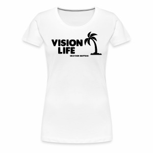 Vision Life Limited Edition Summer Tee - Women's Premium T-Shirt